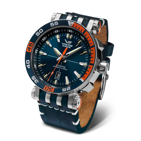 Vostok-Europe Energia Professional Dive Automatic // NH35-575A279
