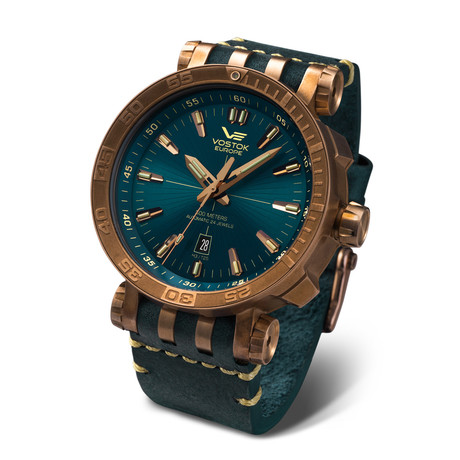 Vostok Europe Energia Professional Dive Watch Automatic // NH35-575O286