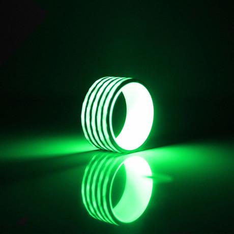 Saturn // Green
