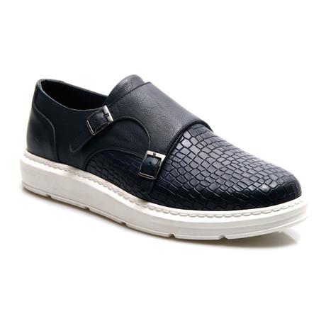 Benjamin Sneaker // Dark Blue