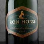 Iron Horse Vineyards Blanc de Blancs // Magnum