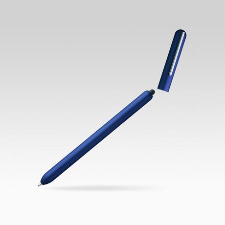 Dueto // Fineliner Pen (Silver)