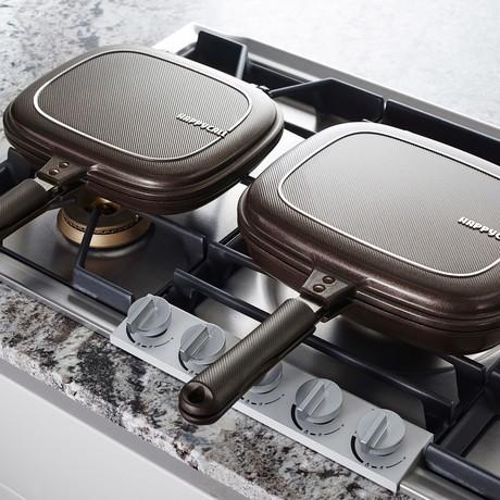 Double Pan // Titanium Non-stick