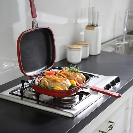 Double Pan // Standard