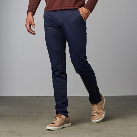 Cortland Casual Pant // Navy
