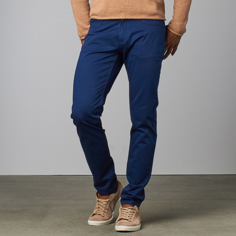 Rome Casual Pant // Navy