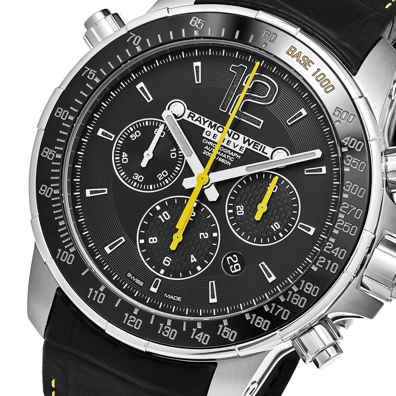 Raymond Weil Nabucco Automatic 7850 Tir 05207 Excellent Watches