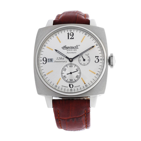 Ingersoll Galesburg 120th Anniversary Automatic // Limited Edition // IN8014SL