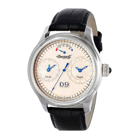 Ingersoll Dual Time Automatic // Limited Edition // IN3604CR
