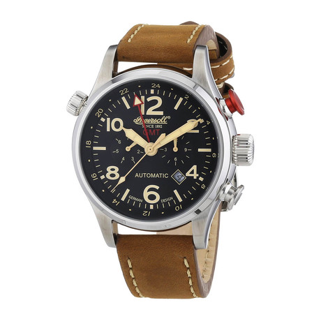 Ingersoll Lawrence Automatic // IN3218BK
