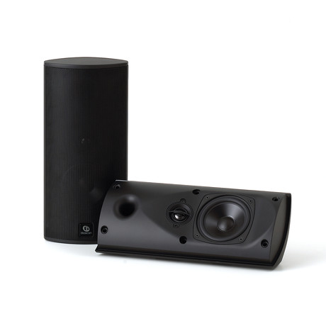 Bravo 20 On-Wall Speaker (Black)
