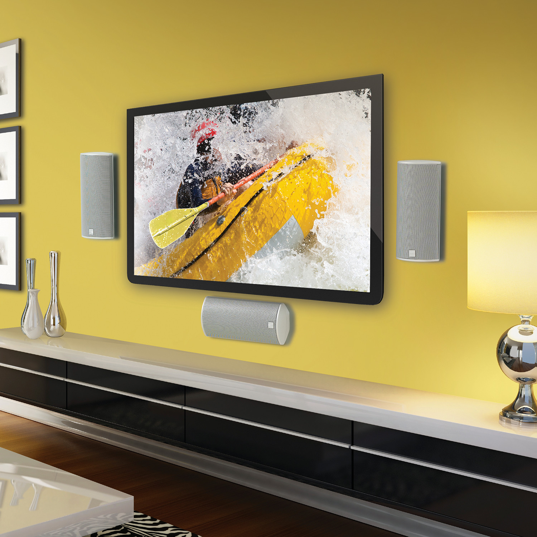 Bravo 20 On-Wall Speaker (White) - Boston Acoustics - Touch of Modern