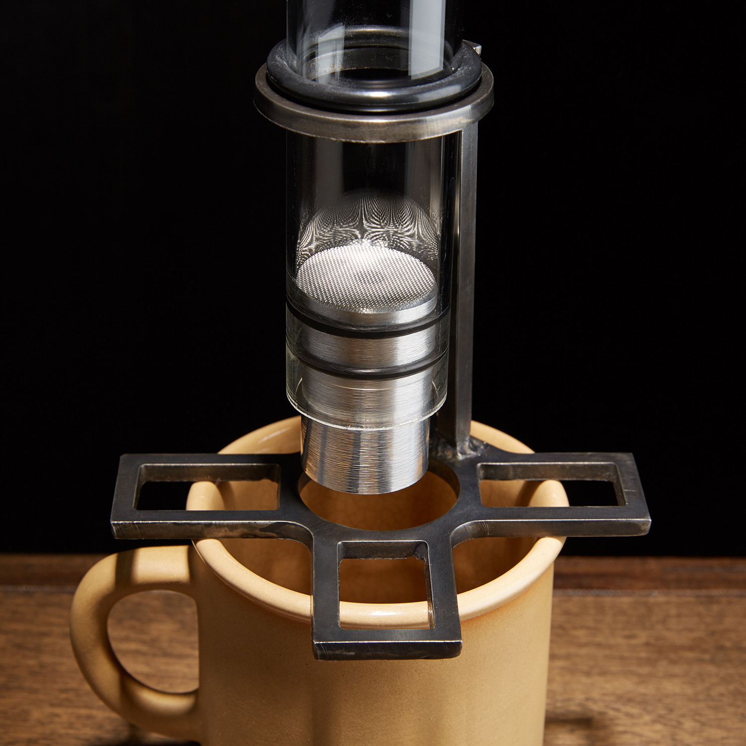Pour Over Drip Coffee Maker // Single Cup - Proper Coffee - Touch of Modern
