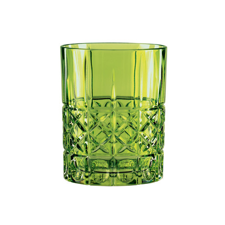Highland // Whisky Tumbler Reseda // Set of 4