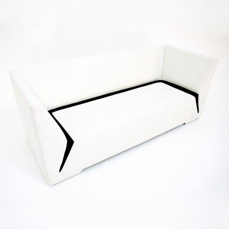 Divide Sofa (Standard Fabric // Tuxedo)