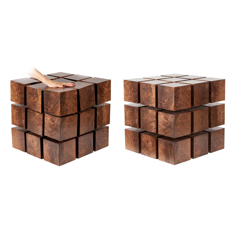 Rpr float side table walnut rockpaperrobot touch of modern rpr float side table walnut gamestrikefo Choice Image
