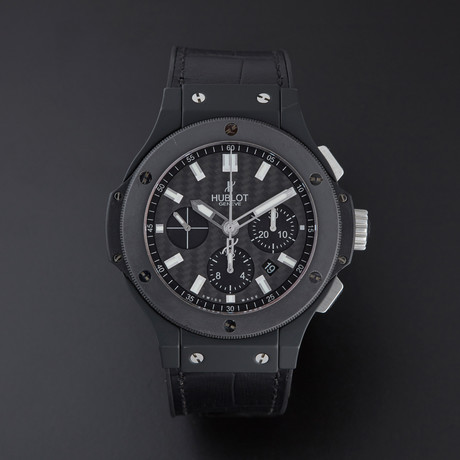 Hublot Big Bang Black Magic Chronograph Automatic // 301.CI.1770.GR // Pre-Owned