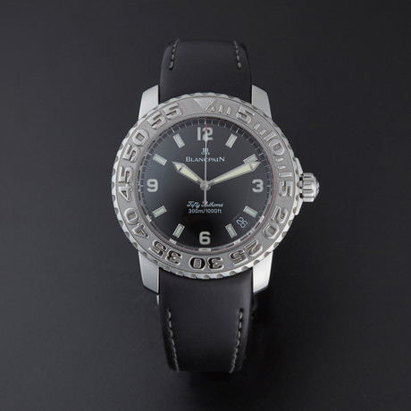Blancpain Trilogy Fifty Fathoms Automatic // 2200-1130 // Pre-Owned