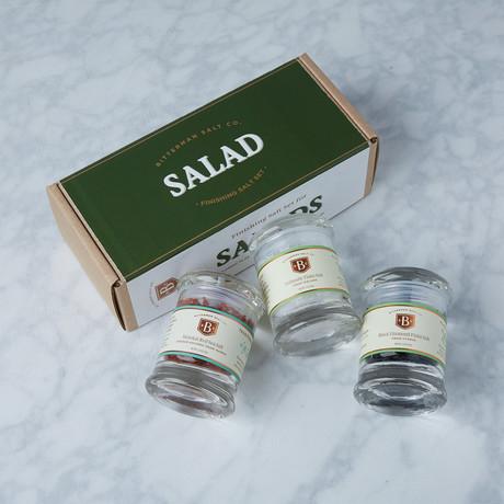 Salad Salt Set