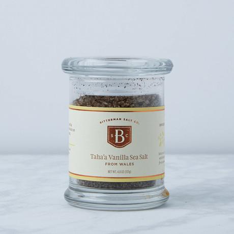 Taha's Vanilla Sea Salt // Large