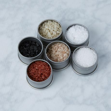 Starter Salt Set