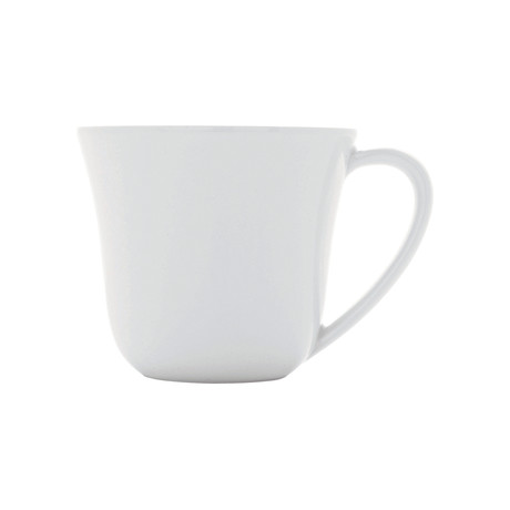 Ku Coffee Cup (White)