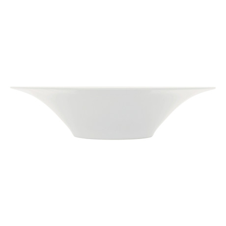 Ku Salad Serving Bowl (White)