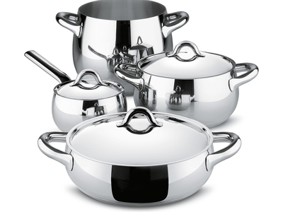 Photo of Alessi Italian Kitchen Design Mami Casserole Set by Touch Of Modern