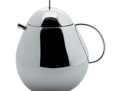 Photo of Alessi Italian Kitchen Design Fruit Basket Teapot by Touch Of Modern