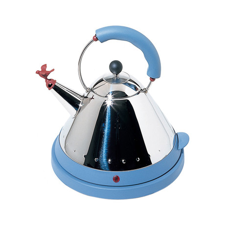 Electric Kettle (Light Blue)