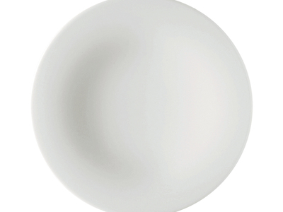 Photo of Alessi Italian Kitchen Design Ku Set (2 Side Plates) by Touch Of Modern