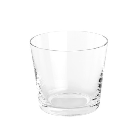 Tonale Beaker // Set of 4 (Crystal)