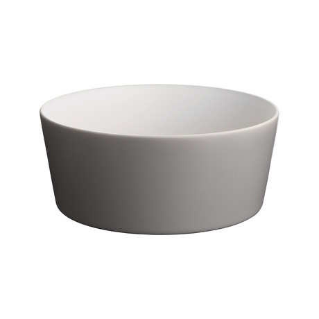 Tonale Large Bowl (Dark Gray)