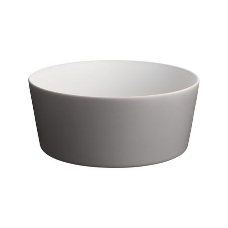 Tonale Large Bowl (Dark Grey)