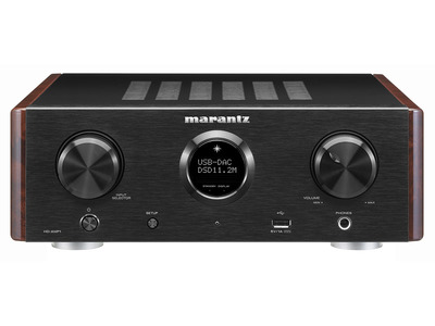 Photo of Marantz Because Music Matters Hi-Performance Digital Integrated Amplifier by Touch Of Modern