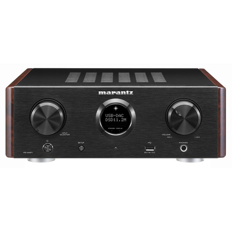 Hi-Performance Digital Integrated Amplifier