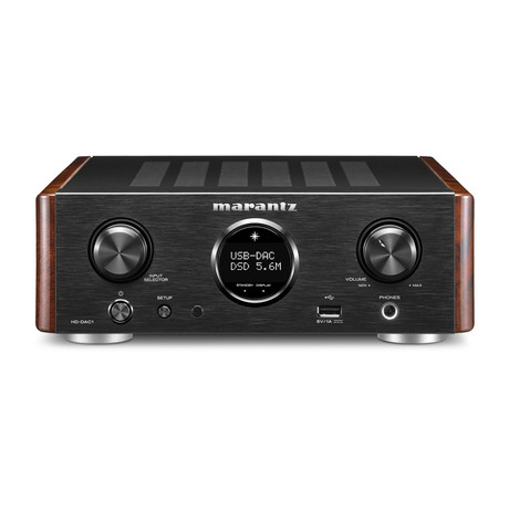Hi-Performance Headphone Amplifier