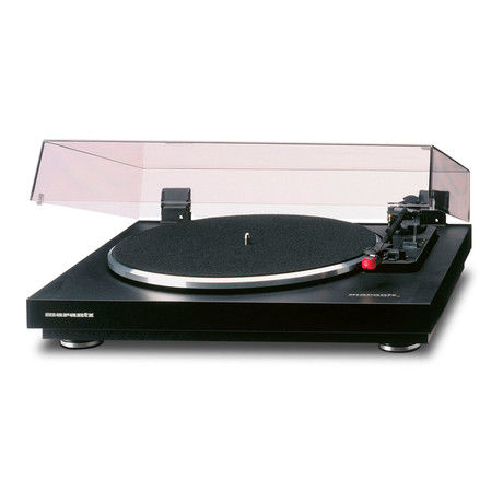 Hi-Performance Automatic Turntable with Phono Pre-Amp
