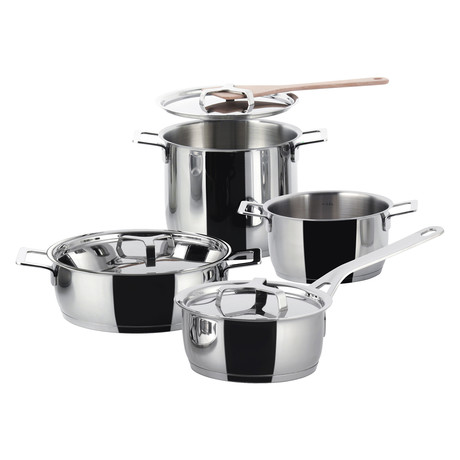 Pots + Pans // 5 Piece Set