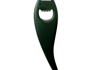 Photo of Alessi Italian Kitchen Design Diabolix Bottle Opener (Anthracite) by Touch Of Modern