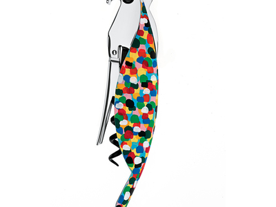 Touch Of Modern - Alessi Italian Kitchen Design Parrot + Proust Sommelier Corkscrew Photo