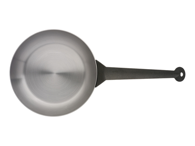 Photo of Alessi Italian Kitchen Design La Cintura Di Orione Frying Pan (Black) by Touch Of Modern