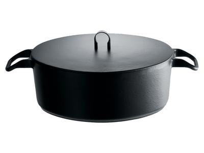 Photo of Alessi Italian Kitchen Design La Cintura Di Orione Oval Cocotte by Touch Of Modern