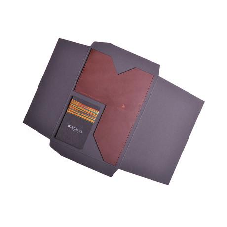 Card Holder Kit // Chestnut