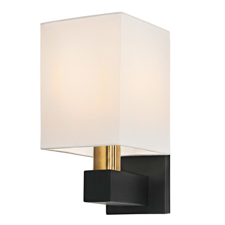 "Cubo // Wall Sconce (12"")"