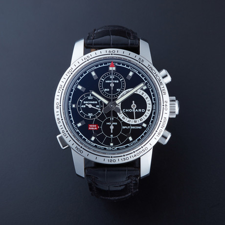 Chopard Mille Migila Chronograph Automatic // 168995-3001 // Store Display