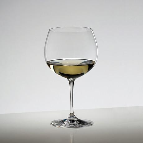 Vinum // Oaked Chardonnay / Montrachet // Set of 2