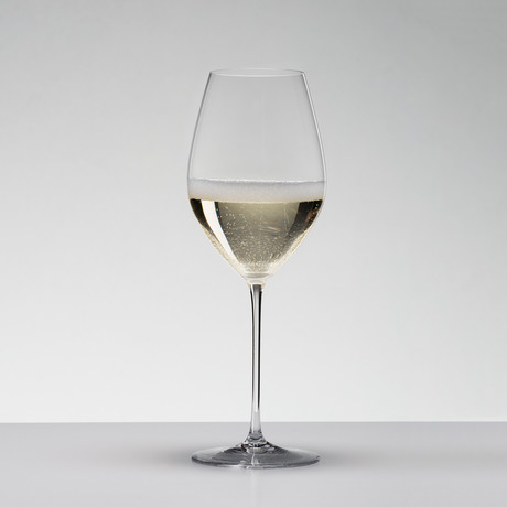 Veritas // Champagne Wine Glass // Set of 2