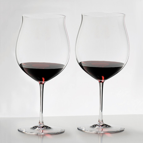 Sommelier // Sommeliers Burgundy Grand Cru // Set of 2