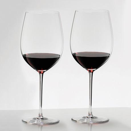 Sommelier // Sommeliers Bordeaux Grand Cru // Set of 2